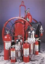 Fire Extinguishers NJ